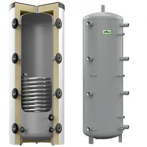 Storatherm Heat - Rezervor tampon cu 1 serpentina