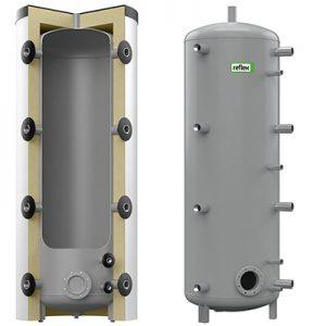 Storatherm Heat - Rezervor tampon fara serpentina