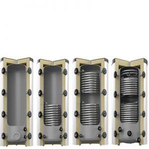Rezervoare tampon pt stocare agent termic