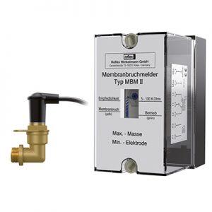 Detector rupere membrana MBM II