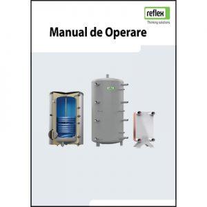 Manual de Operare pt. Rezervoare Tampon, Boilere ACM si Schimbatoare de Caldura