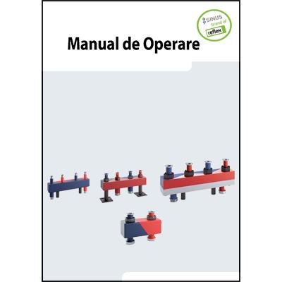 Manual Operare Sinus
