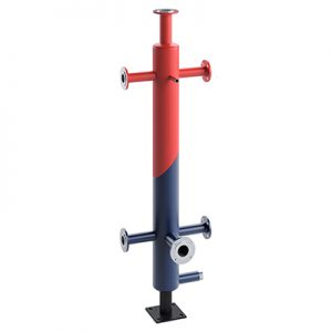 Separator hidraulic Sinus
