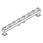 Distribuitor-colector 120/80, 200 mm, 4 circuite FI