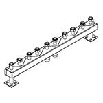 Distribuitor-colector 120/80, 130 mm, 5 circuite RO