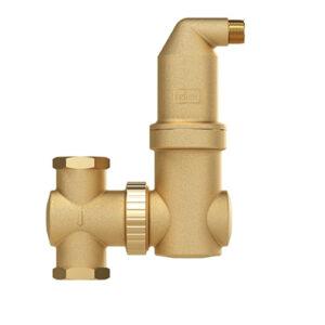 Separator microbule aer si gaz Exvoid Twist