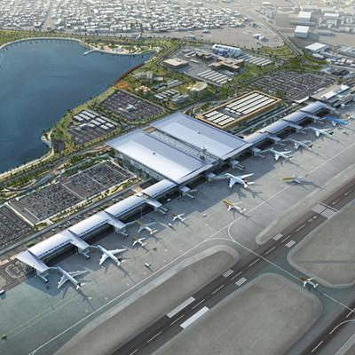 Aeroport-Bahreim