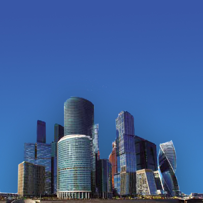 City of Moscow Russia