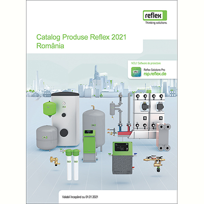 Catalog Produse Reflex 2021